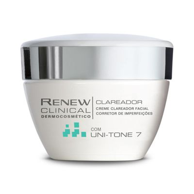 Creme Clareador Facial Renew Clinical AVN2267