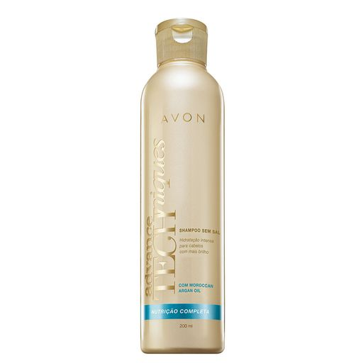 Advance Techniques Shampoo com Óleo de Argan - 200ml