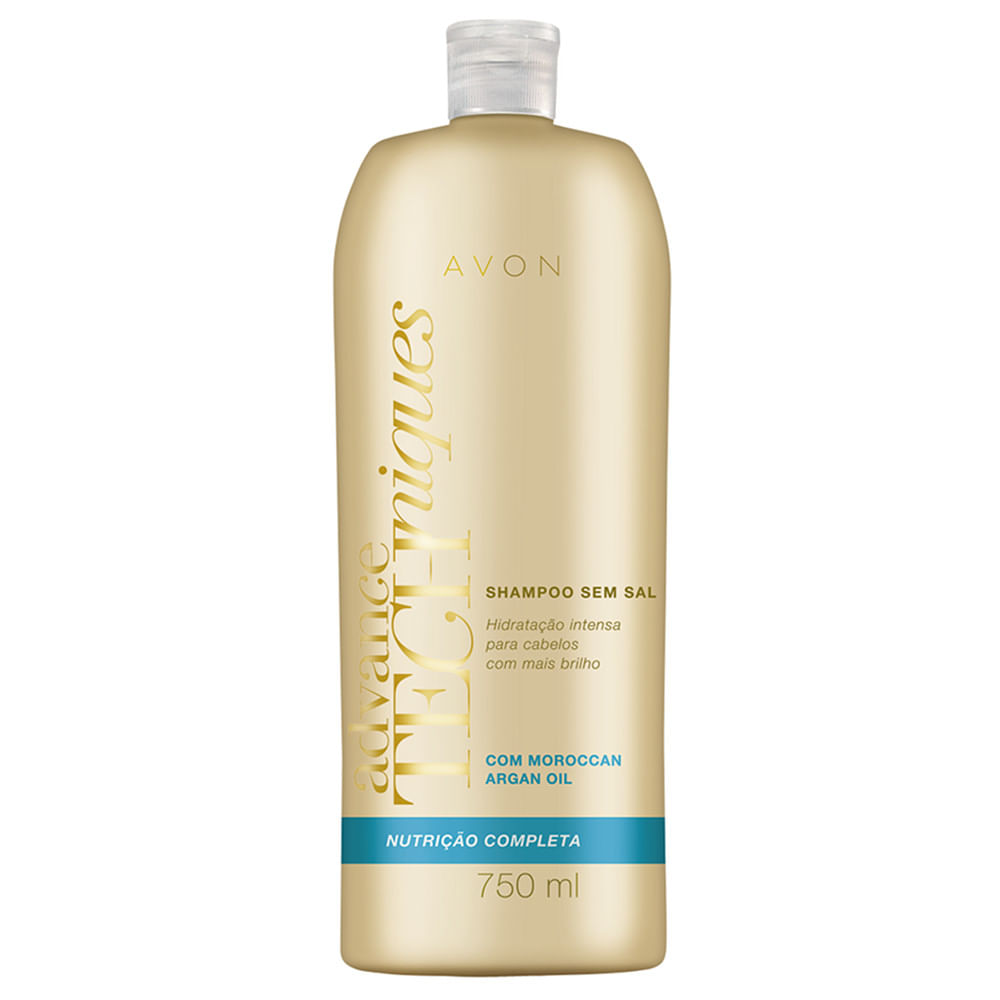 122aac93e Advance Techniques Shampoo com Morocca e Óleo de Argan - 750ml ...